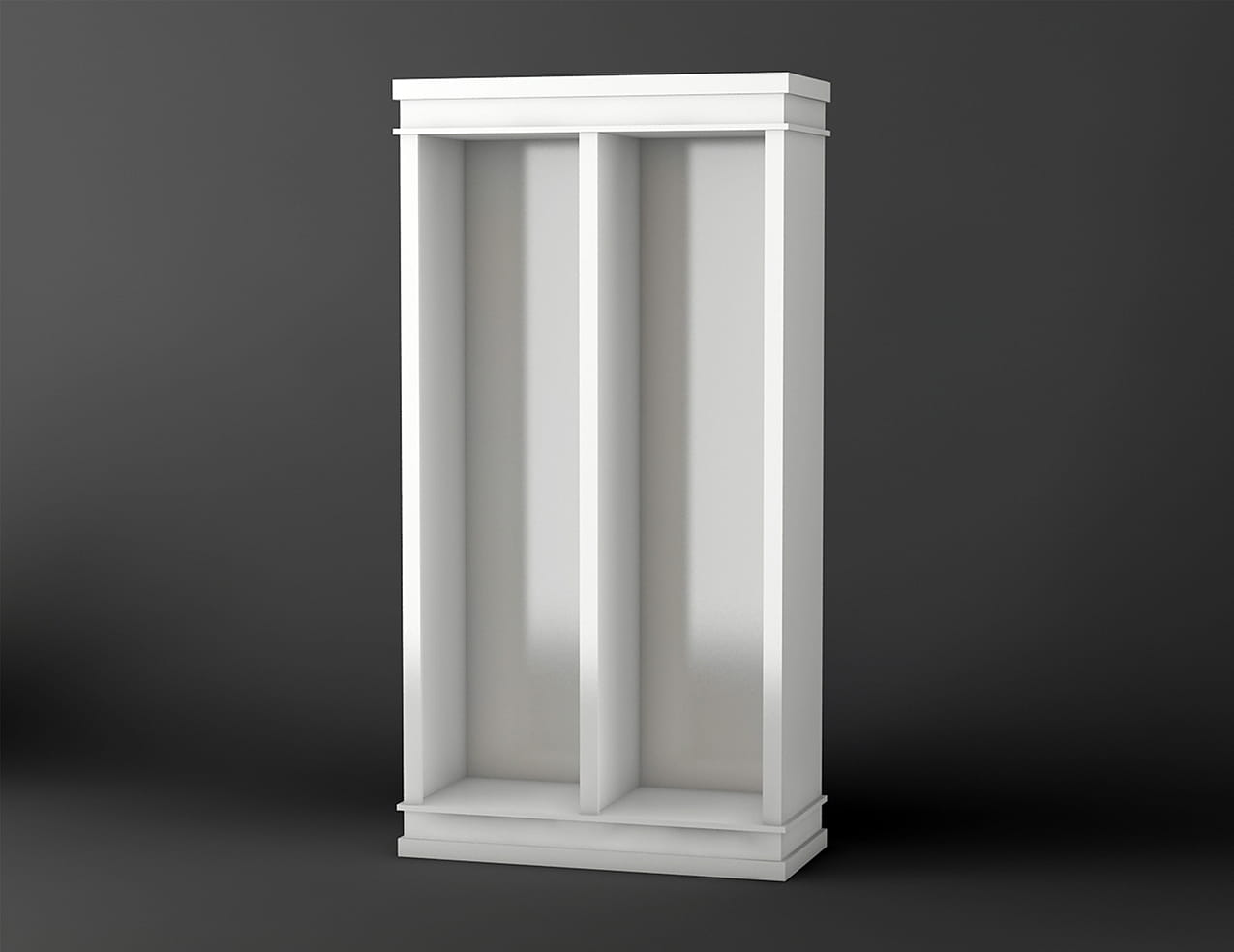 Hoogglans Wit Kast : Tv meubel easy van cm breed in de kleur hoogglans wit